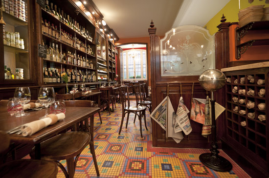 Photo of French Restaurant Les Papilles at 30 Rue Gay Lussac, Paris 75005, France