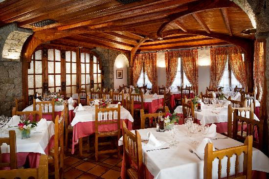 Benasque, Spanje: RESTAURANTE EL FOGARIL