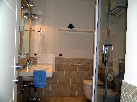 Ripetta 25: Appartamento bagno