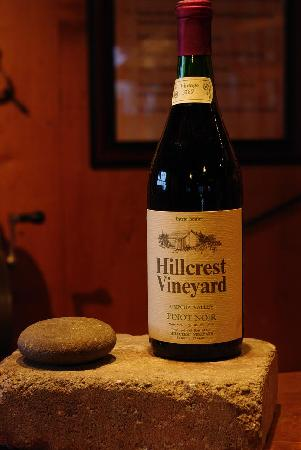 HillCrest Winery and Distillery: Birthplace of Oregon Pinot Noir