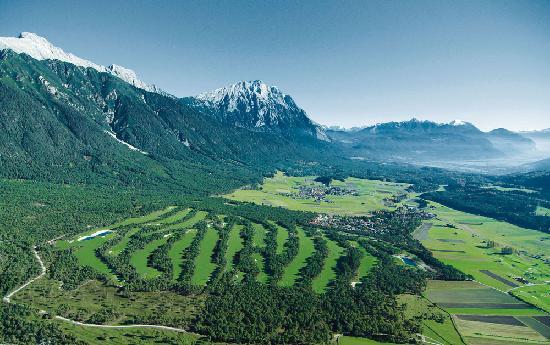 27-Loch Golfpark Mieming - alpine Perle