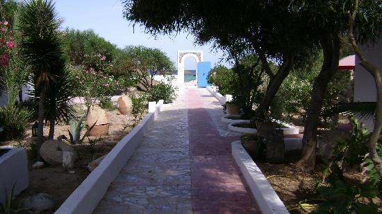 Residence Dar Sidi : beach way