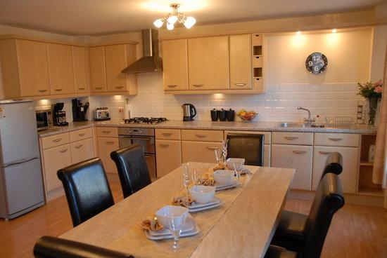 Edinburgh Pearl Apartments Dalry Gait: Kitchen
