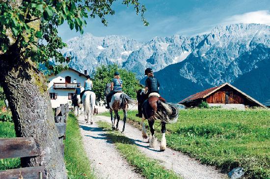 Hotel Kaysers Tirolresort: Am Sonnenplateau - ganzjährig nebelfrei