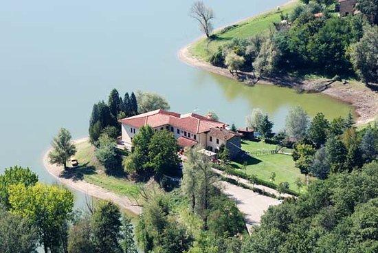 Hotel del Lago: esterno