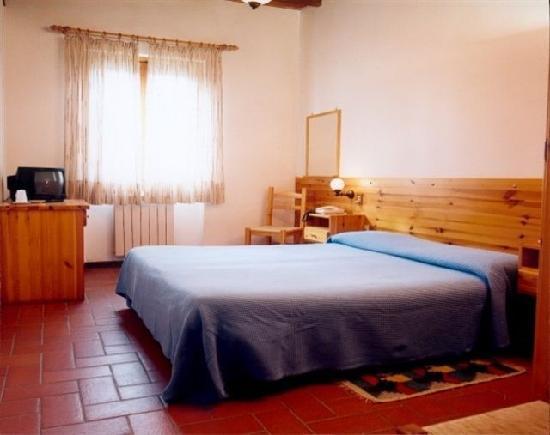 Hotel del Lago: camera standard