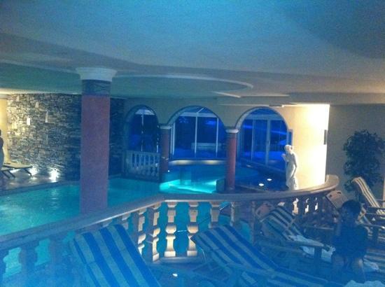 San Cassiano, Italia: piscina