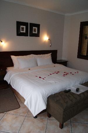 President Lodge: Bedroom
