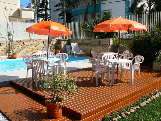 Hotel Pousada Silene: DECK/PISCINA