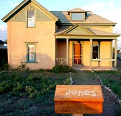Indiana Jones Home B&B
