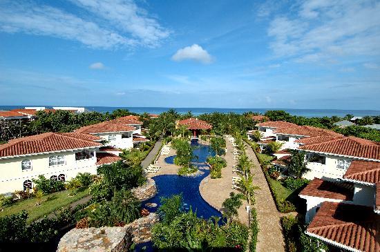 Mayan Princess Beach & Dive Resort: Una vista general del hotel