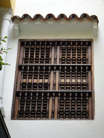 Casa La Fe - a Kali Hotel: Ventanas
