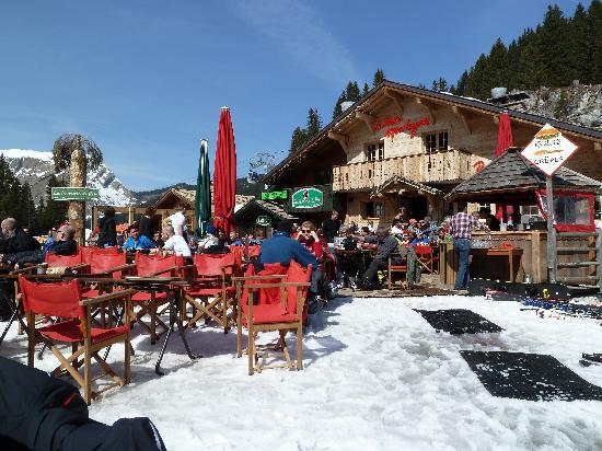 Chalet Beatrice, The Edge Morzine : you guessed it