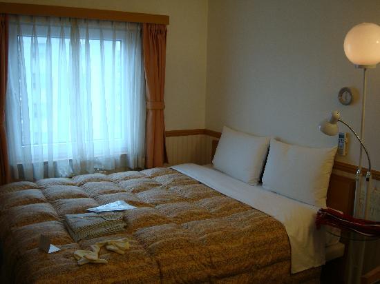 Toyoko Inn Seoul Dongdaemun: Comfortable bed