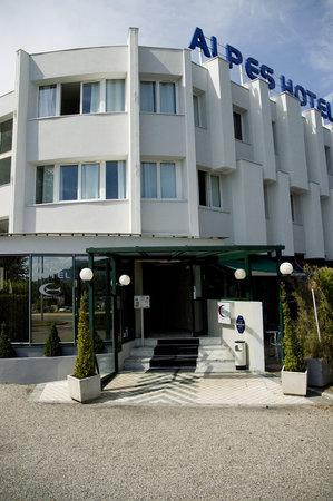 Hôtel Le Mokca : Bienvenue