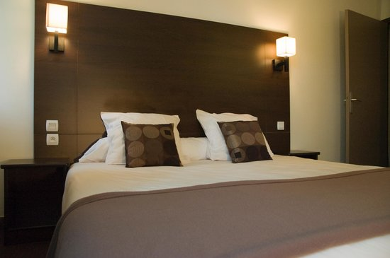 Hôtel Le Mokca : Chambre double