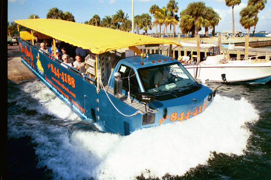 ‪Diva Duck Amphibious Tours‬