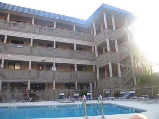 Seaside Villas Resort: pool