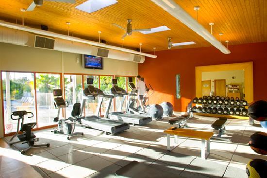 Doubletree by Hilton Tucson - Reid Park: Precor Fitness Facility