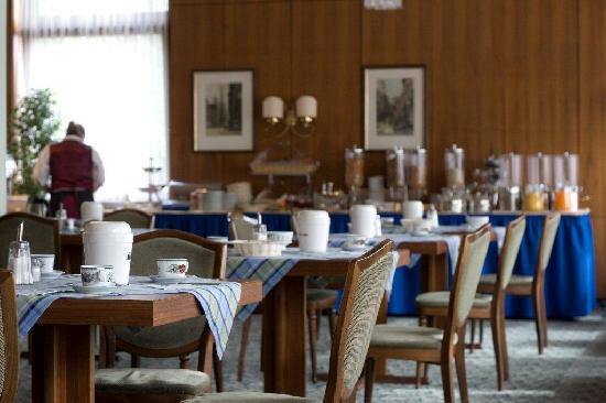 Best Hotel Zeller: Frühstücksraum