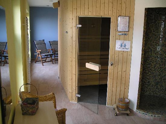 Best Hotel Zeller: Finnische Sauna