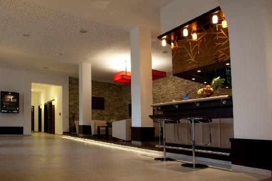 Best Hotel Zeller : Lounge