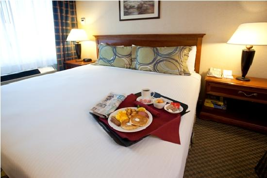 BEST WESTERN Plus Seattle/Federal Way: King Room