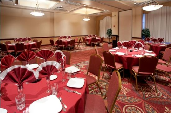 BEST WESTERN Plus Evergreen Inn & Suites: Meeting Space