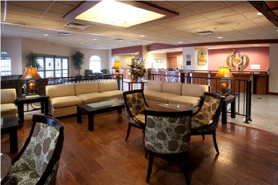 BEST WESTERN Plus Seattle/Federal Way: Lobby