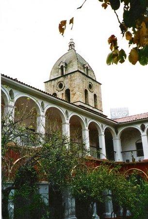 Iglesia de San Francisco de Asís (Kirche des Hl. Franz von Assisi)