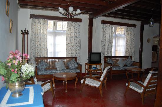 YWCA Anandagiri Holiday Home : Aufenthaltsraum