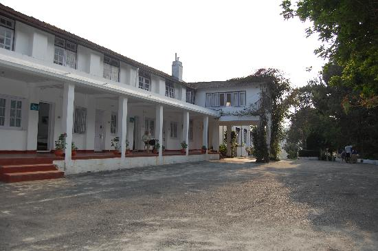 YWCA Anandagiri Holiday Home : Haupthaus