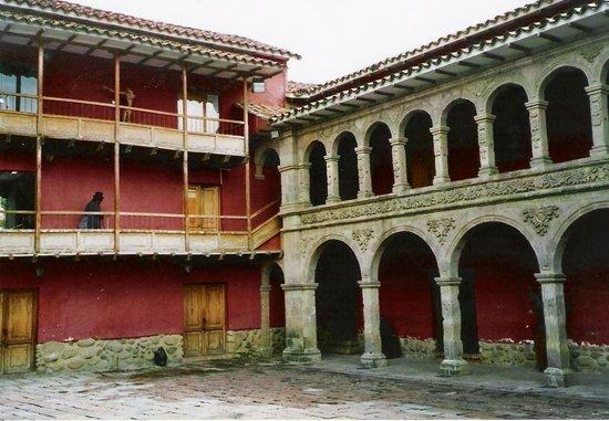 Museo Tambo Qirquincho