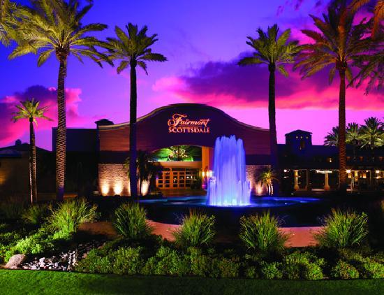 Скоттсдейл, Аризона: The Fairmont Scottsdale Princess