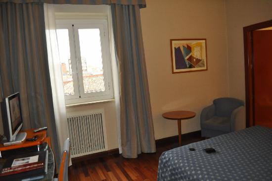Hotel Albar: Desde la Cama