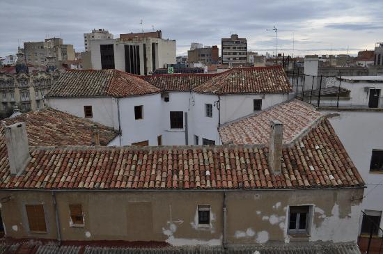 Hotel Albar: Vistas desde la habitacion
