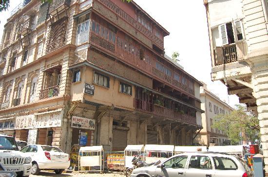Carlton Hotel Mumbai: Florence House: Das Carlton befindet sich in der 1. Etage
