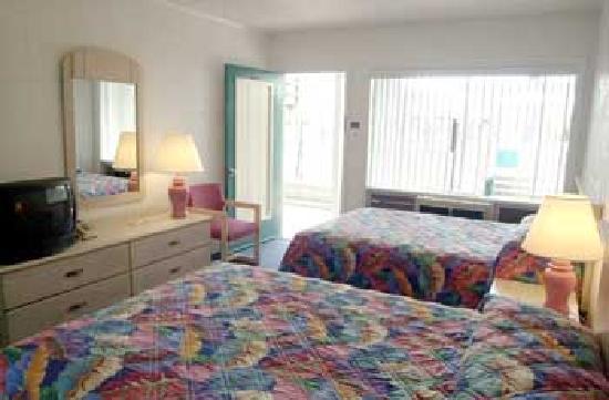 Lu Fran Motel: Room
