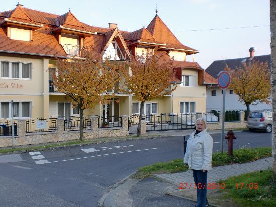 Anett Villa : vor Anetts Villa