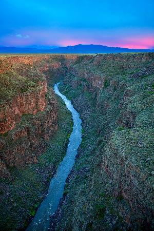 เทาส์, นิวเม็กซิโก: Taos-Geraint Smith