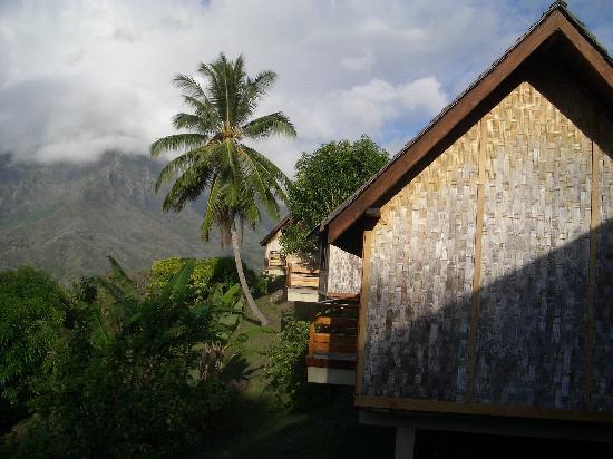 Hanakee Hiva Oa Pearl Lodge : bungalow