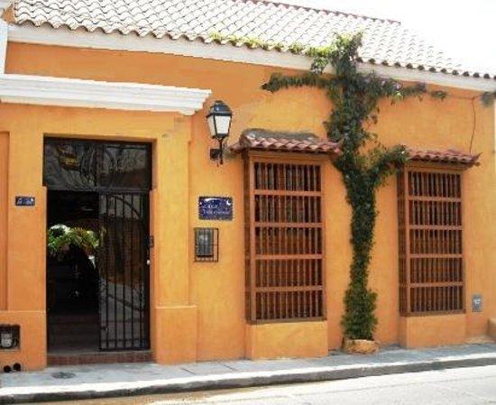 Foto De Casa Villa Colonial Cartagena Fachada Tripadvisor