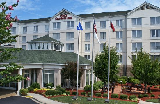 Hilton Garden Inn Charlotte North: Welcome to HGI Charlotte North