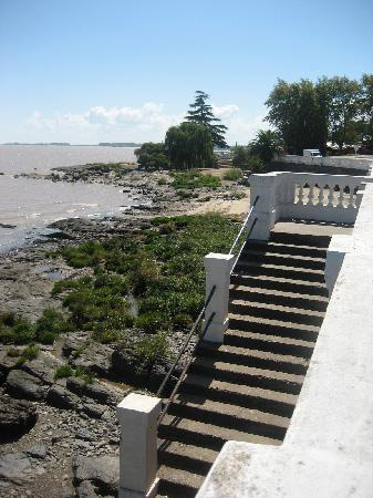 ‪‪Colonia del Sacramento‬, أوروجواي: on the edge of the Rio de la Plata‬
