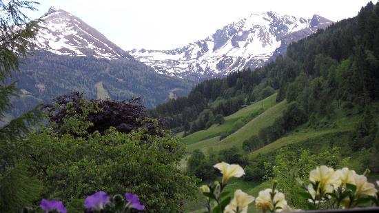 Komfortbauernhof Zittrauerhof: Panoramablick vom Zittrauerhof