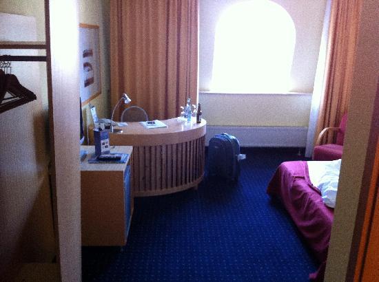 Ibis Styles Leipzig: room 2nd floor