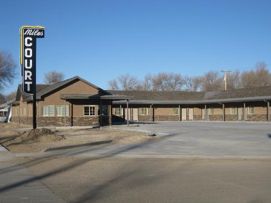 Holly, CO: Miles Court Motel