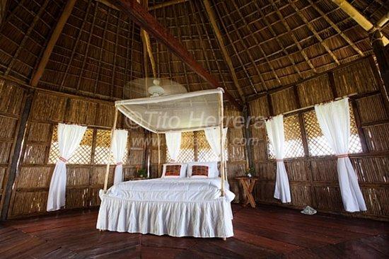 Yandup Island Lodge: Inside the rooms
