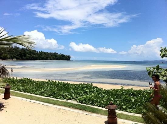 Pulau Lembeh, Ινδονησία: spiaggia