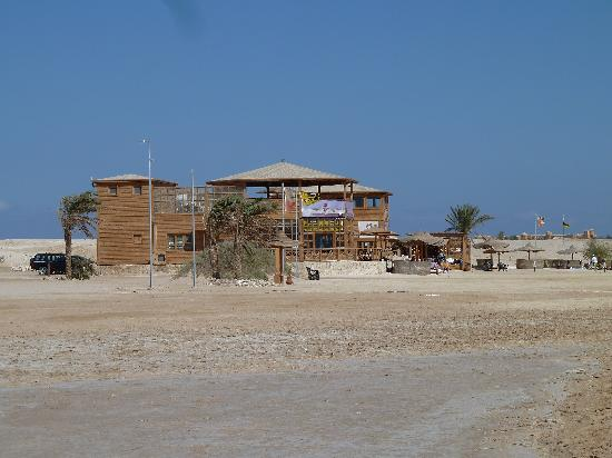 The Breakers Diving & Surfing Lodge: kite surf house